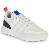 Chaussures Enfant Baskets basses adidas Originals SMOOTH RUNNER C Blanc / Noir