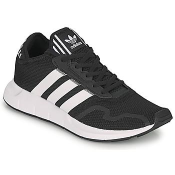 Chaussures Baskets basses adidas Originals SWIFT RUN X Noir / Blanc