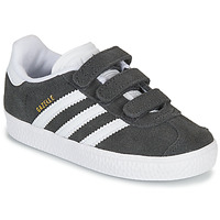 Chaussures Enfant Baskets basses adidas Originals GAZELLE CF I Gris