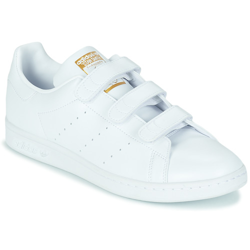 Chaussures Baskets basses adidas Originals STAN SMITH CF ECO-RESPONSABLE Blanc