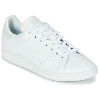 Chaussures Femme Baskets basses adidas Originals STAN SMITH W ECO-RESPONSABLE Blanc / Vert