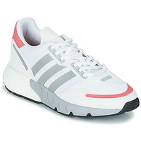 Chaussures Femme Baskets basses adidas Originals ZX 1K BOOST W Blanc / Rose