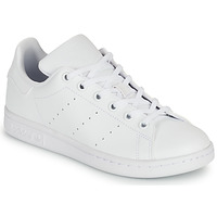 Chaussures Enfant Baskets basses adidas Originals STAN SMITH J ECO-RESPONSABLE Blanc