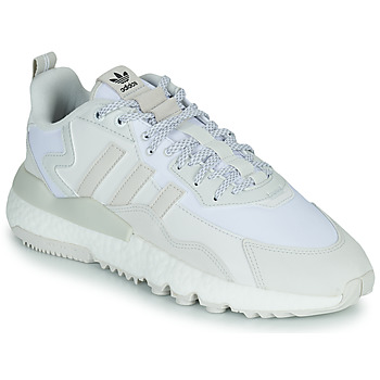Chaussures Baskets basses adidas Originals NITE JOGGER Blanc
