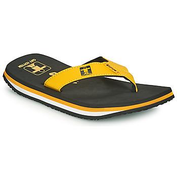 Chaussures Homme Tongs Cool shoe ORIGINAL Noir/Jaune