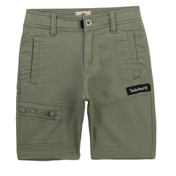 Vêtements Garçon Shorts / Bermudas Timberland KLOPA Kaki
