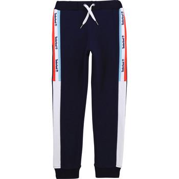 Vêtements Garçon Pantalons de survêtement Timberland MARRA Marine