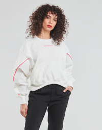 Vêtements Femme Sweats Converse BLOCKED ALTERRAIN CREW Blanc