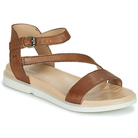 Chaussures Femme Sandales et Nu-pieds Dream in Green OURY Marron