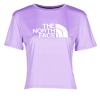 Vêtements Femme T-shirts manches courtes The North Face W MA TEE Violet