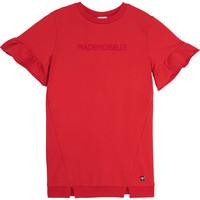 Vêtements Fille Robes courtes Carrément Beau Y12234-992 Rouge