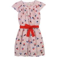 Vêtements Fille Robes courtes Carrément Beau Y12246-44L Rose