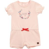 Vêtements Fille Combinaisons / Salopettes Carrément Beau Y94234-44L Rose