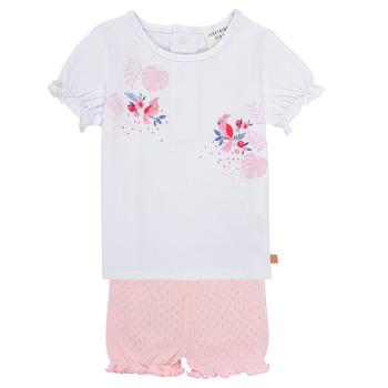 Vêtements Fille Ensembles enfant Carrément Beau NINON Multicolore