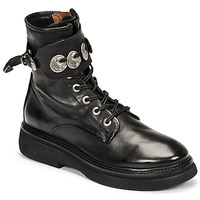Chaussures Femme Boots Airstep / A.S.98 IDLE Noir