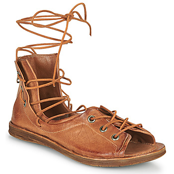 Chaussures Femme Sandales et Nu-pieds Airstep / A.S.98 RAMOS LUNE Camel