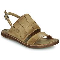 Chaussures Femme Sandales et Nu-pieds Airstep / A.S.98 RAMOS TRESSE Kaki