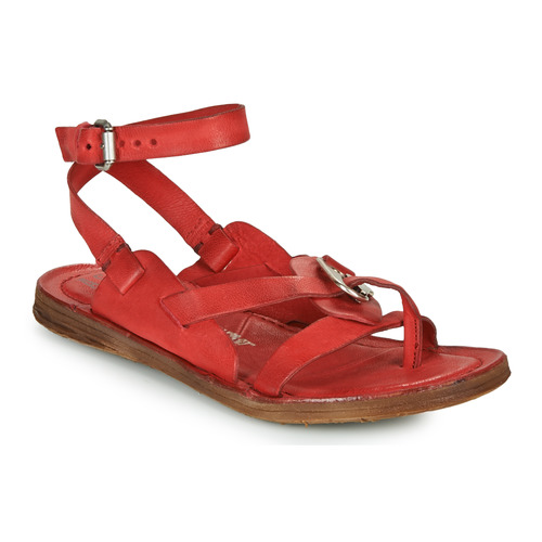 Chaussures Femme Sandales et Nu-pieds Airstep / A.S.98 RAMOS GRE Rouge