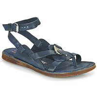 Chaussures Femme Sandales et Nu-pieds Airstep / A.S.98 RAMOS GRE Marine