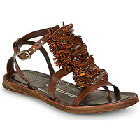 Chaussures Femme Sandales et Nu-pieds Airstep / A.S.98 RAMOS Marron
