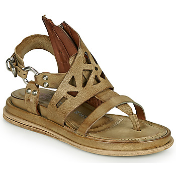 Chaussures Femme Sandales et Nu-pieds Airstep / A.S.98 POLA GRAPH Kaki