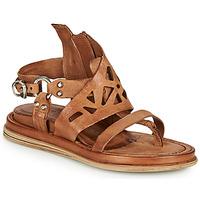 Chaussures Femme Sandales et Nu-pieds Airstep / A.S.98 POLA GRAPH Camel