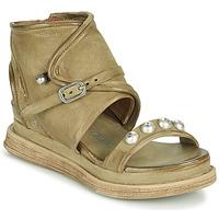 Chaussures Femme Sandales et Nu-pieds Airstep / A.S.98 LAGOS Kaki