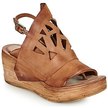 Chaussures Femme Sandales et Nu-pieds Airstep / A.S.98 NOA GRAPH Camel