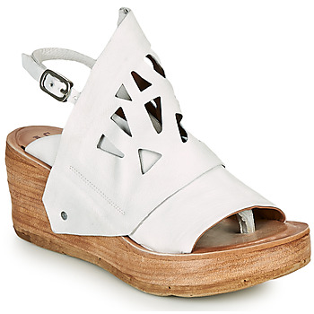 Chaussures Femme Sandales et Nu-pieds Airstep / A.S.98 NOA GRAPH Blanc