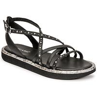 Chaussures Femme Sandales et Nu-pieds Regard ARLES Noir