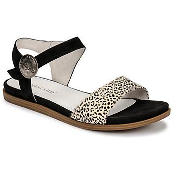 Chaussures Femme Sandales et Nu-pieds Regard BERRY Noir