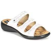 Chaussures Femme Mules Romika Westland IBIZA 66 Blanc