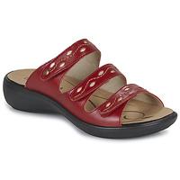 Chaussures Femme Mules Romika Westland IBIZA 66 Rouge