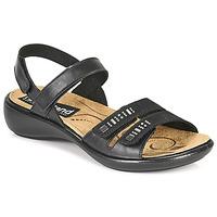 Chaussures Femme Sandales et Nu-pieds Romika Westland IBIZA 86 Noir