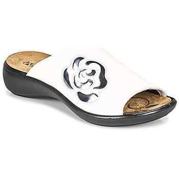 Chaussures Femme Mules Romika Westland IBIZA 117 Blanc