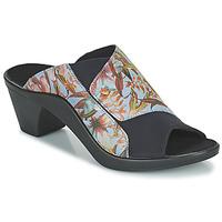 Chaussures Femme Mules Romika Westland ST TROPEZ 244 Bleu / Multicolore