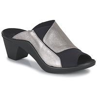 Chaussures Femme Mules Romika Westland ST TROPEZ 244 Noir / Doré