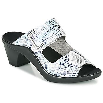 Chaussures Femme Mules Romika Westland ST TROPEZ 353 Blanc
