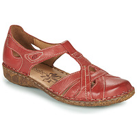 Chaussures Femme Sandales et Nu-pieds Josef Seibel ROSALIE 29 Rouge