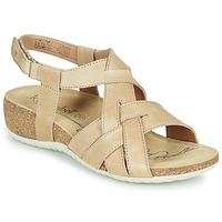 Chaussures Femme Sandales et Nu-pieds Josef Seibel NATALYA 16 Beige