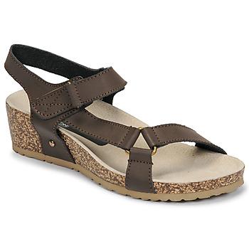 Chaussures Femme Sandales et Nu-pieds Spot on F10716 Marron