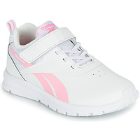 Chaussures Fille Baskets basses Reebok Classic REEBOK RUSH RUNNER 3.0 SYN ALT Blanc / Rose