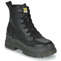 Chaussures Femme Boots Buffalo ASPHA RLD Noir