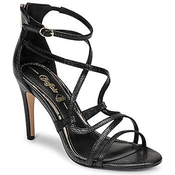 Chaussures Femme Sandales et Nu-pieds Buffalo MERCY 2 Noir