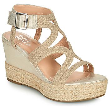 Chaussures Femme Sandales et Nu-pieds Bullboxer 175030F2S Beige