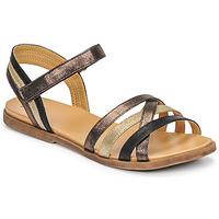 Chaussures Fille Sandales et Nu-pieds Bullboxer ALM003F1S-ROSE Noir