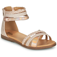 Chaussures Fille Sandales et Nu-pieds Bullboxer ALM013F1S-ROGO Rose