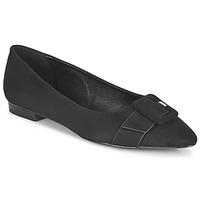 Chaussures Femme Ballerines / babies Esprit KINA Noir