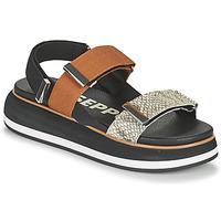 Chaussures Femme Sandales et Nu-pieds Gioseppo ELICOTT Noir