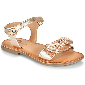 Chaussures Fille Sandales et Nu-pieds Gioseppo CLEBER Rose Gold